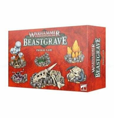 Beastgrave Primal Lair - Warhammer Underworld - Games Workshop