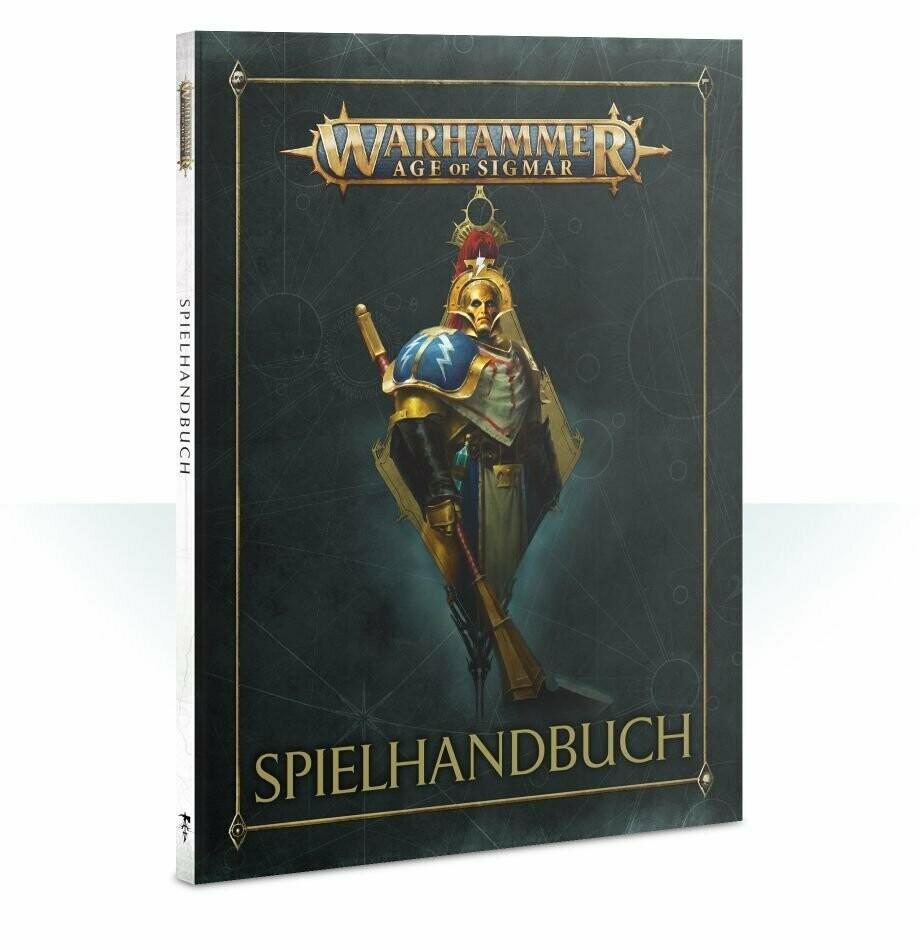 Spielhandbuch für Warhammer Age of Sigmar DEUTSCH - Games Workshop