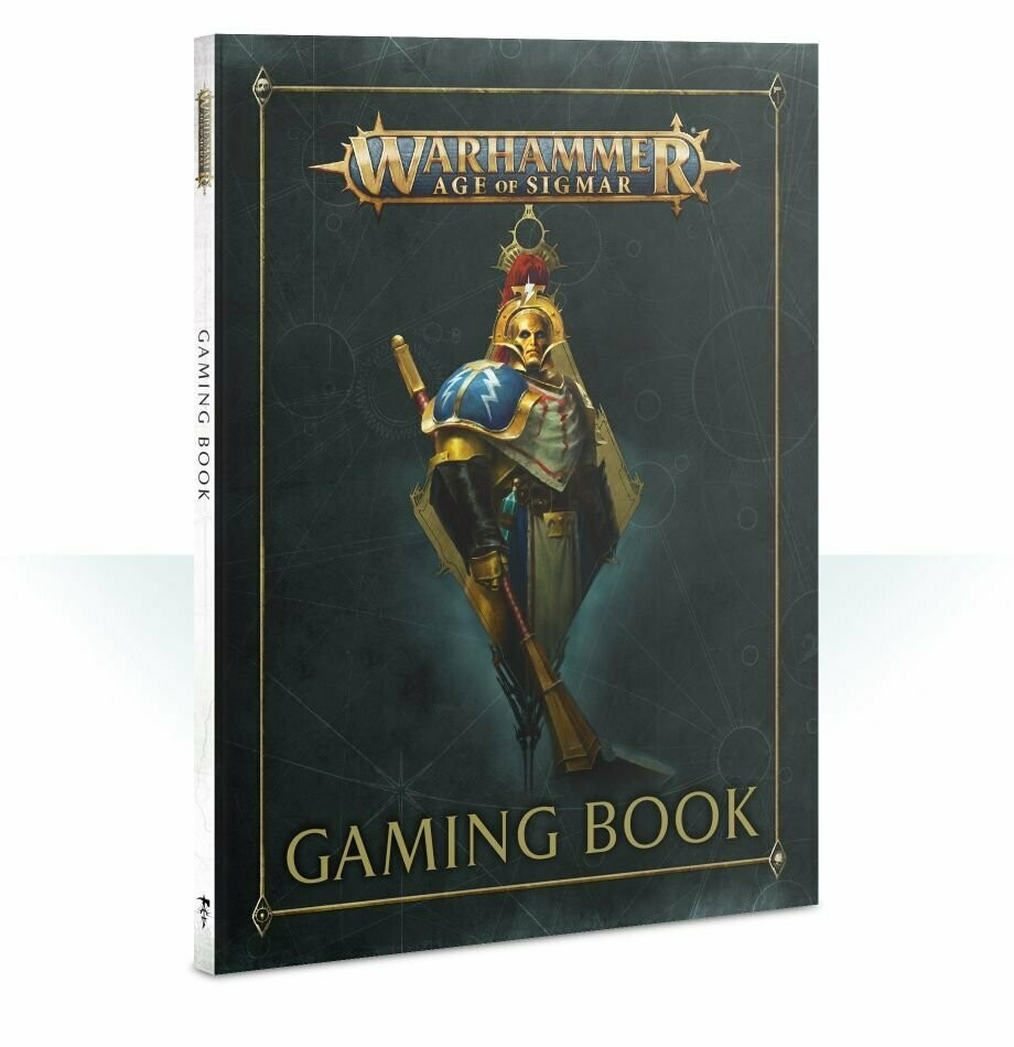 Warhammer Age of Sigmar Gaming Book (Englisch) - Games Workshop