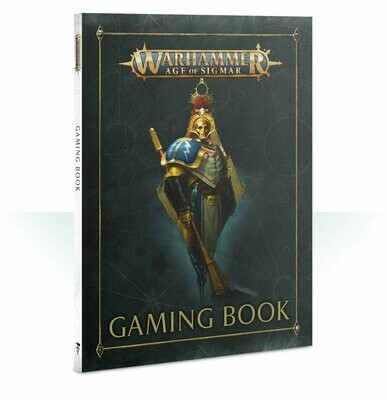 Warhammer Age of Sigmar Gaming Book (Englisch) - Games Workshop