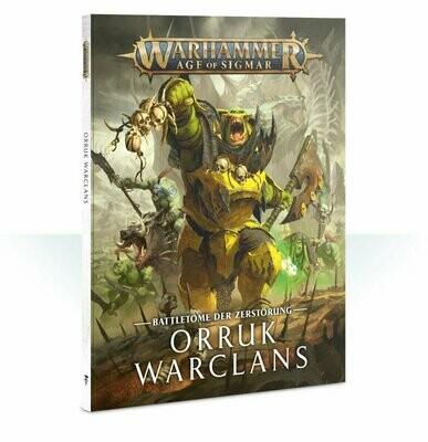 Battletome: Orruk Warclans - Games Workshop