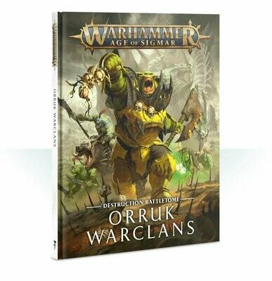 Battletome: Orruk Warclans (Englisch) - Games Workshop