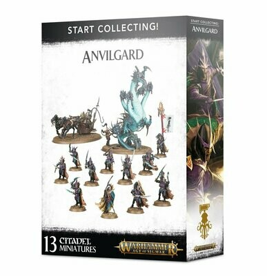 Start Collecting! Anvilgard - Warhammer Age of Sigmar - Games Workshop