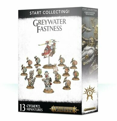 Start Collecting! Greywater Fastness - Warhammer Age of Sigmar - Games Workshop