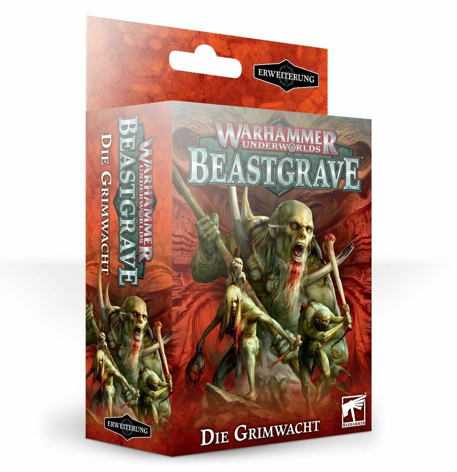 Beastgrave – die Grimwacht Grymwatch - Warhammer Underworlds - Games Workshop
