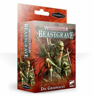 Beastgrave – die Grimwacht Grymwatch - Warhammer Underworlds - Games Workshop
