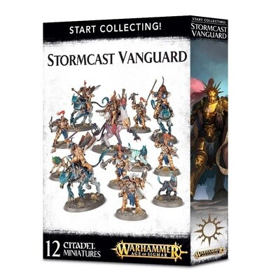 Start Collecting! Stormcast Vanguard Stormcast Eternals - Warhammer Age of Sigmar - Games Workshop