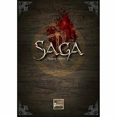 SAGA Book of Battles (Supplement) - English