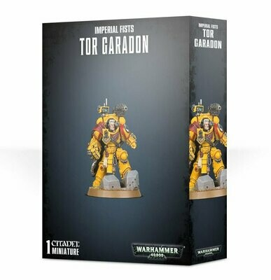 Imperial Fists Tor Garadon - Warhammer 40.000 - Games Workshop