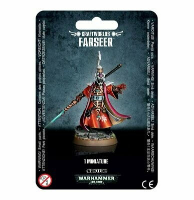 Farseer Eldar Craftworlds - Warhammer 40.000 - Games Workshop