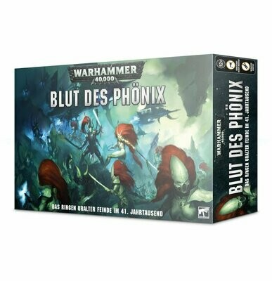 Blut des Phönix Aeldari - Warhammer 40.000 - Games Workshop