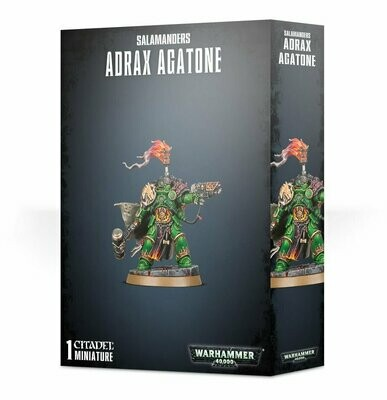 Adrax Agatone Salamanders - Warhammer 40.000 - Games Workshop