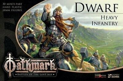 Dwarf Heavy Infantry - Oathmark