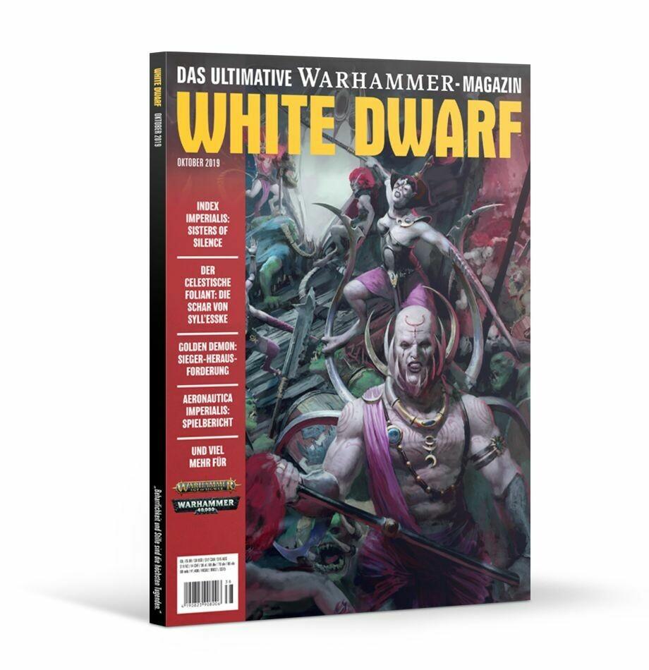 White Dwarf Oktober 2019 (Deutsch) - Games Workshop