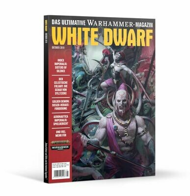 White Dwarf Oktober 2019 (Deutsch) - Games Workshop