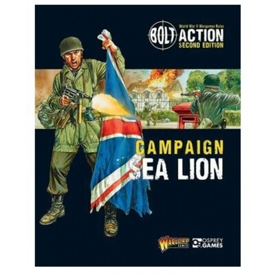 Campaign: Sea Lion - Bolt Action - Warlord Games