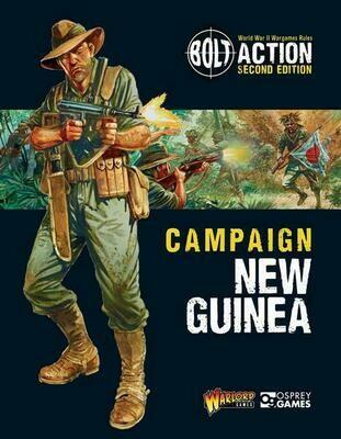 Campaign: New Guinea - Bolt Action