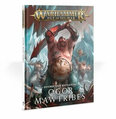 Battletome: Ogor Mawtribes (Englisch) - Ogor Mawtribes - Warhammer Age of Sigmar - Games Workshop