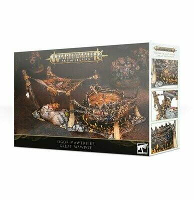 Great Mawpot - Ogor Mawtribes - Warhammer Age of Sigmar - Games Workshop