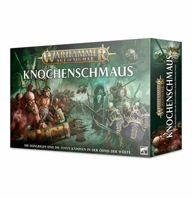 Knochenschmaus Feast of Bones (Deutsch) - Ogor Mawtribes - Warhammer Age of Sigmar - Games Workshop