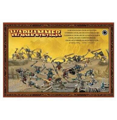 MO: Grots - Ogor Mawtribes - Warhammer Age of Sigmar- Games Workshop