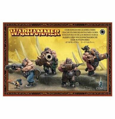 MO: Leadbelchers - Ogor Mawtribes - Warhammer Age of Sigmar- Games Workshop
