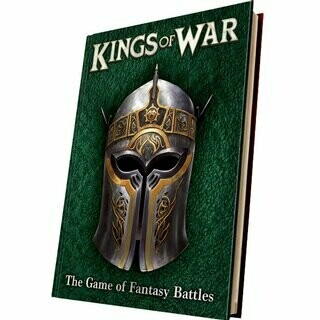 Kings of War Third Edition Rulebook - English