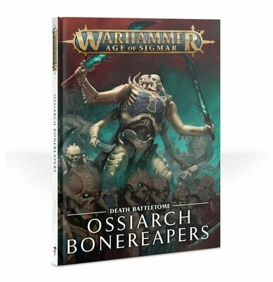 Battletome: Ossiarch Bonereapers Deutsch - Warhammer Age of Sigmar - Games Workshop