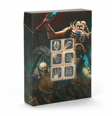 Ossiarch Bonereapers Dice Set - Warhammer Age of Sigmar - Games Workshop
