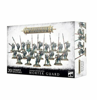 Mortek Guard - Ossiarch Bonereapers - Warhammer Age of Sigmar - Games Workshop