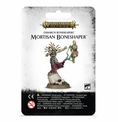 Mortisan Boneshaper - Ossiarch Bonereapers - Warhammer Age of Sigmar - Games Workshop