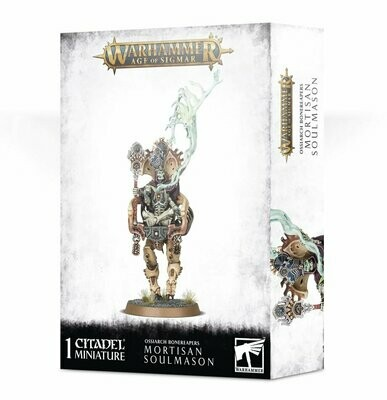 Mortisan Soulmason - Ossiarch Bonereapers - Warhammer Age of Sigmar - Games Workshop