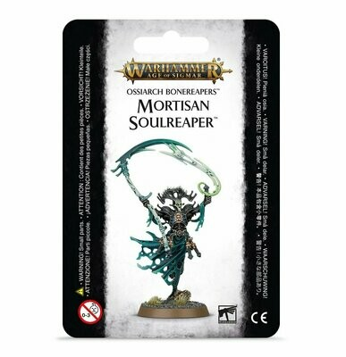 Mortisan Soulreaper - Ossiarch Bonereapers - Warhammer Age of Sigmar - Games Workshop