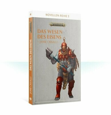 Das Wesen des Eisens (Paperback) - Black Library - Games Workshop