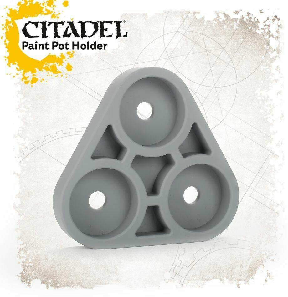 Citadel-Colour-Farbtöpfchenhalter Paint Pot Holder - Games Workshop