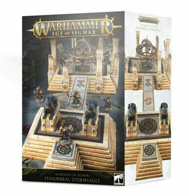 Dominion of Sigmar: Penumbral Stormvault - Warhammer Age of Sigmar Gelände - Games Workshop