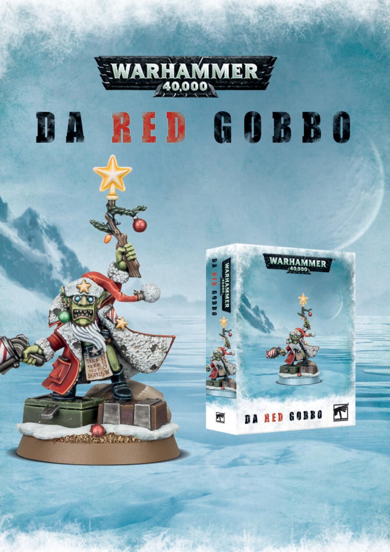 Da Red Gobbo - Warhammer - Games Workshop