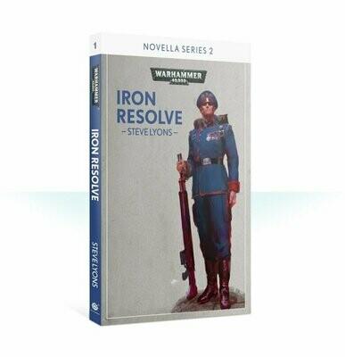 Iron Resolve (Paperback) (Englisch) - Black Library - Games Workshop