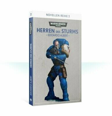 Herren des Sturms (Paperback) - Black Library - Games Workshop