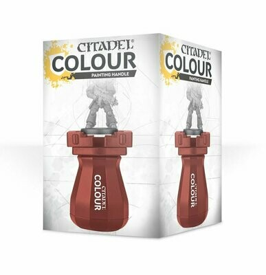 Citadel Colour: Roter Painting Handle - Games Workshop