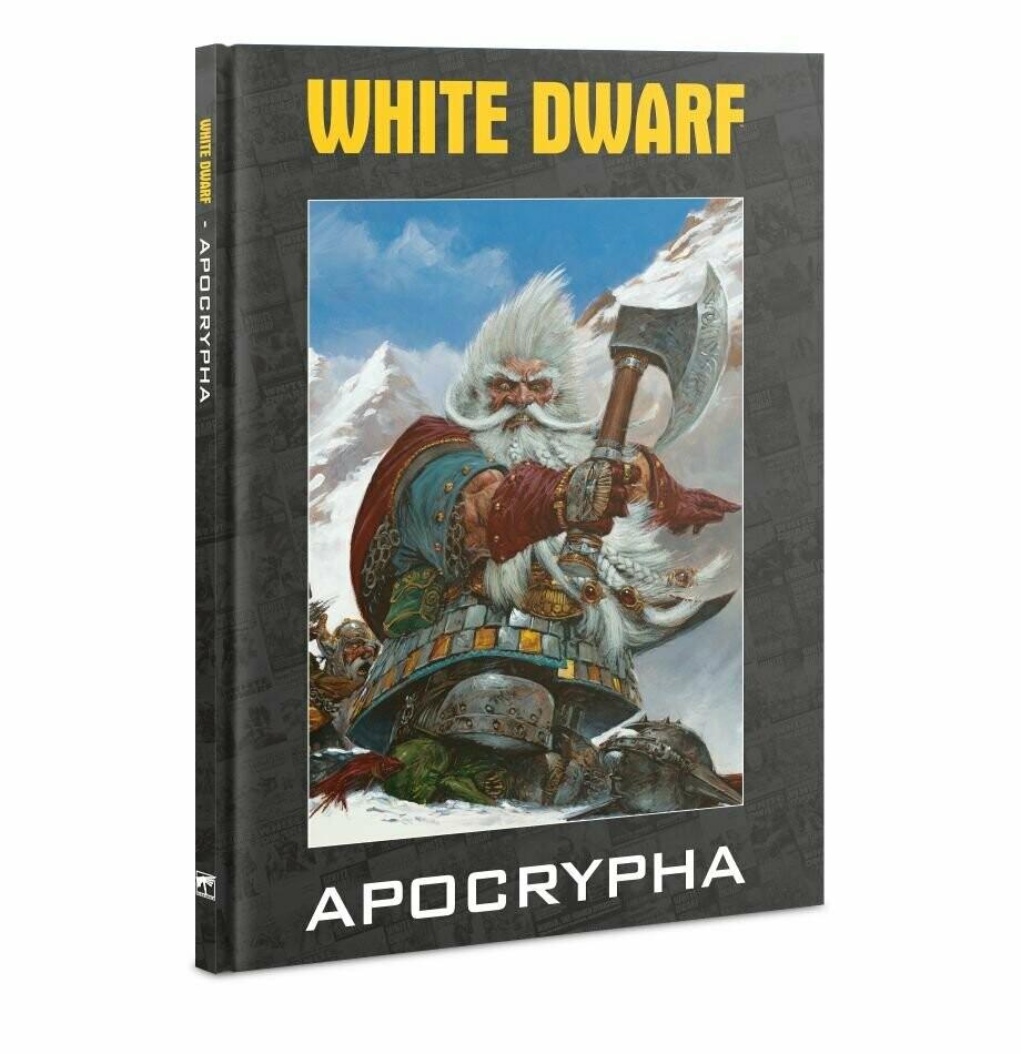 White Dwarf: Apocrypha (Englisch) - Games Workshop