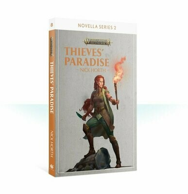 Thieves' Paradise (Paperback) (Englisch) - Black Library - Games Workshop