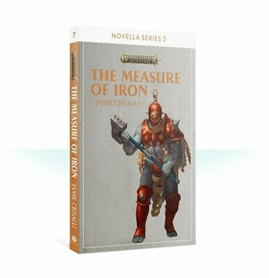The Measure of Iron (Paperback) (Englisch) - Black Library - Games Workshop