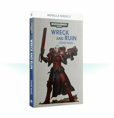 Wreck and Ruin (Paperback) (Englisch) - Black Library - Games Workshop
