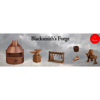 Blacksmith's Forge - Terrain Crate - Mantic Games