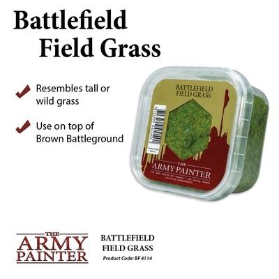Battlefields: Field Grass - Army Painter
