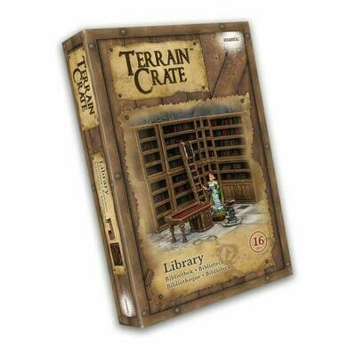 Library - Terrain Crate - Mantic Games