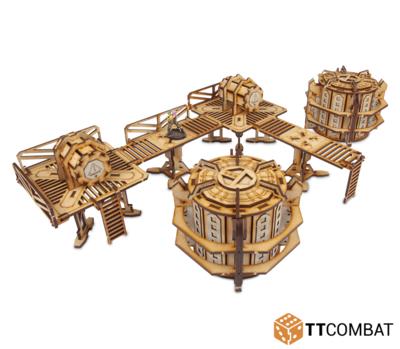 Strikezone: Chem Factory - TTCombat - Kingsley