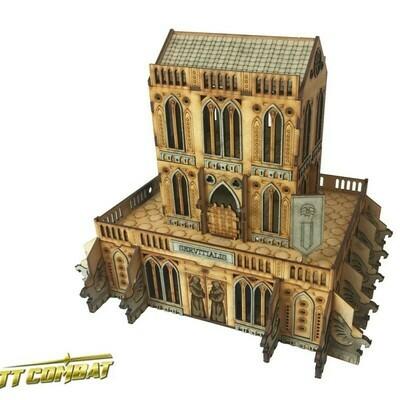 Gothic Servitialis - TTCombat - Kingsley