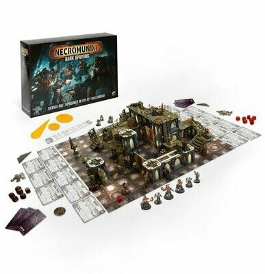 Necromunda: Dark Uprising (Englisch) - Games Workshop